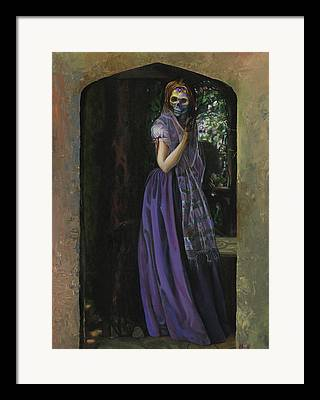 Katie Neeley Paintings Framed Prints