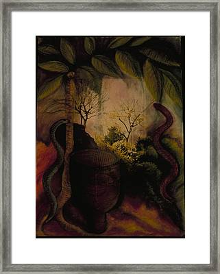 Diaspora Framed Print by Barbara Nesin