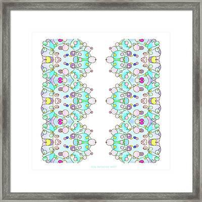 Diatm Sidebar Framed Print