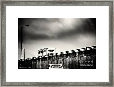 Dichotomy Framed Print by Arne Hansen