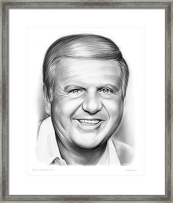 Dick Van Patten Framed Print