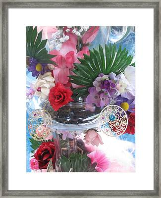 Different Kind Of Art Framed Print by HollyWood Creation By linda zanini