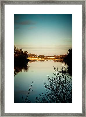 Different View Of Mandal Framed Print