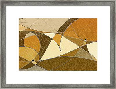 Diffusion Framed Print by Don Gradner