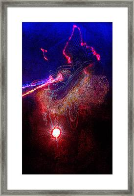 Digital Art C20r Framed Print by Otri Park