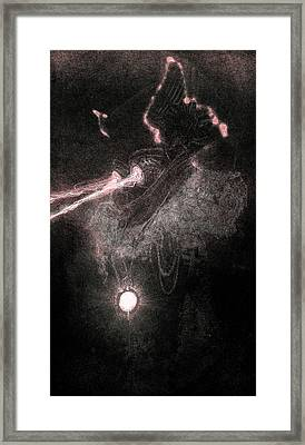 Digital Art C30a Framed Print by Otri Park