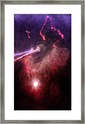 Digital Art C30d Framed Print by Otri Park