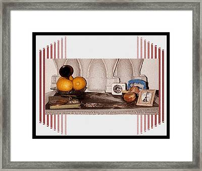 Digital Artwork Framed Print by Stephen Gredler