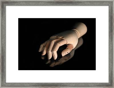 Digital Framed Print by Dan Holm