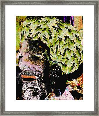 Dignity Framed Print by Cliff Wilson