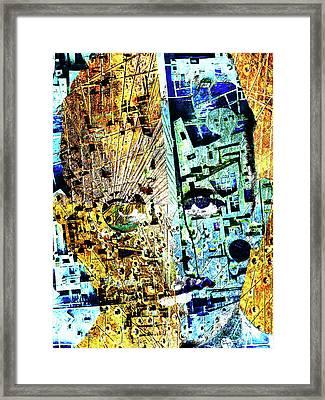 Dillinger Framed Print