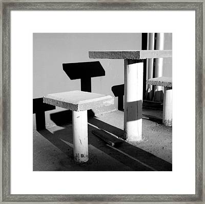 Square To Square 2009 1 Of 1 Framed Print