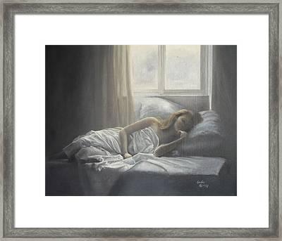 Dimitra Framed Print