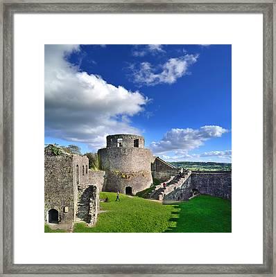 Dinefwr Castle 1 Framed Print