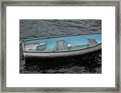 Dinghy Framed Print by JAMART Photography