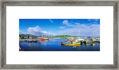 Dingle, Dingle Peninsula, Co Kerry Framed Print by The Irish Image Collection