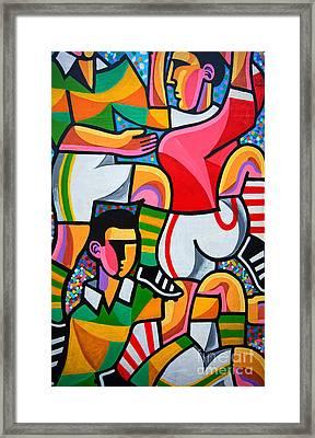 Dingle Wallart Framed Print