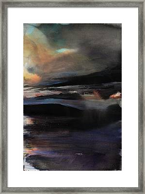 Diptych N.2 Right Framed Print