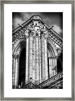 Directional Framed Print by John Rizzuto
