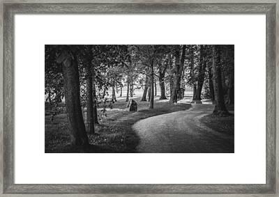 Directors Framed Print by Matti Ollikainen