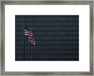 Dirksen Federal Building Chicago Framed Print by Steve Gadomski