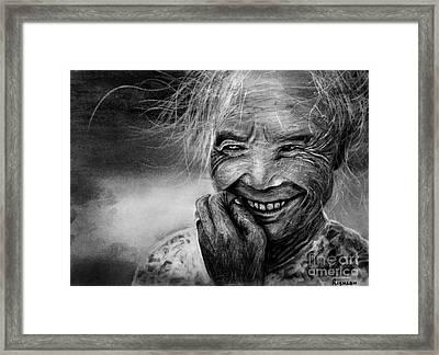 Dis-ability Framed Print by Rishabh Ranjan