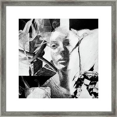 Disaster Framed Print