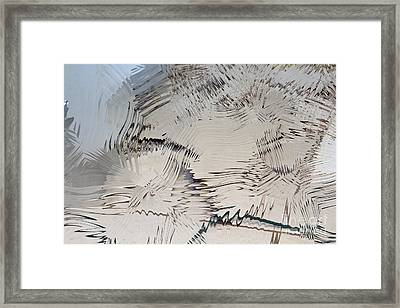 Discarded Tiles Framed Print by Brenton Cooper