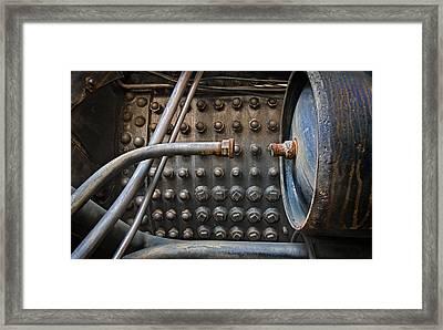 Disconnect Framed Print