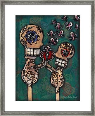Discover Framed Print by  Abril Andrade Griffith
