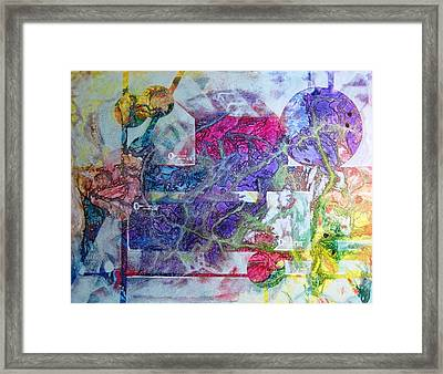 Discover Framed Print by David Raderstorf