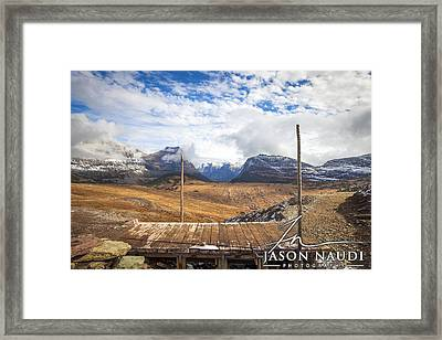 Framed Print featuring the photograph Discover by Jason Naudi