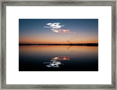 Discovered Framed Print by Mark Englert