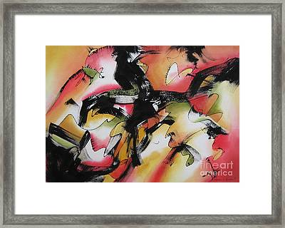 Discovery Framed Print by Deborah Ronglien