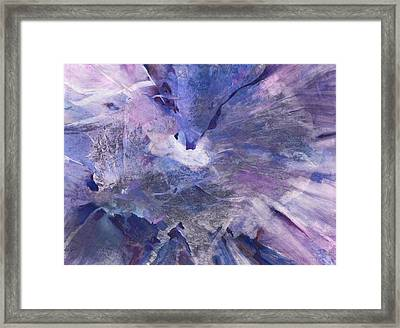 Discovery Framed Print by Joan  Jones