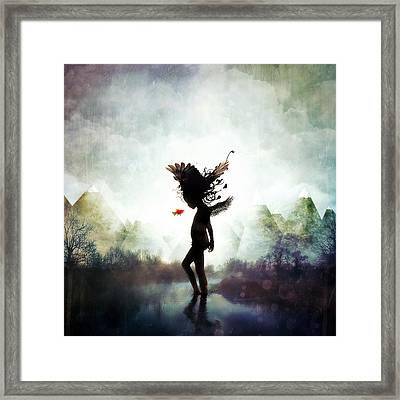 Discovery Framed Print by Mario Sanchez Nevado