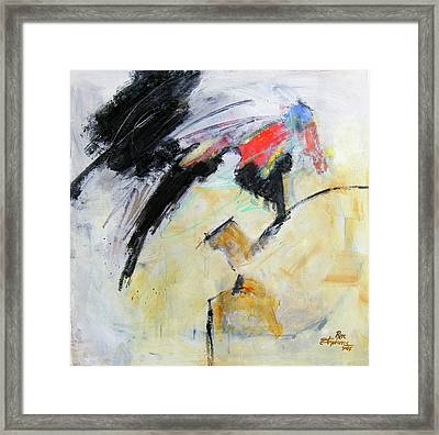 Discovery One Framed Print by Ron Stephens