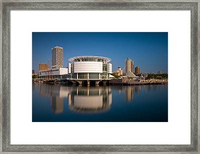 Discovery Framed Print