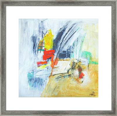 Discovery Three Framed Print by Ron Stephens