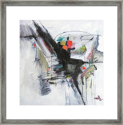 Discovery Two Framed Print by Ron Stephens