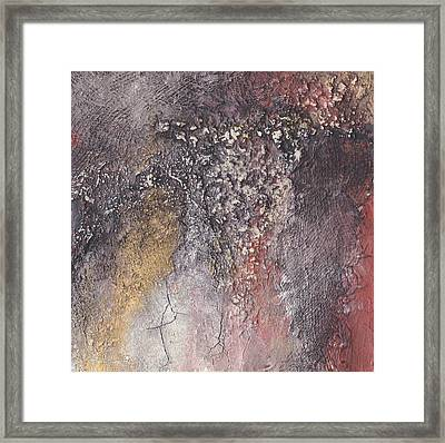 Disfunctional Plasticity Framed Print