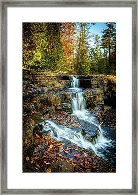 Dismal Falls #3 Framed Print