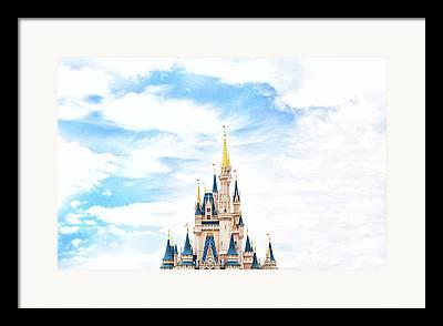 Disneyland Framed Prints