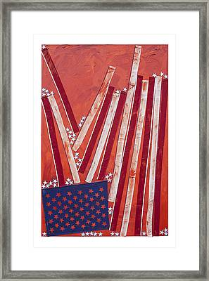 Dissecting Union V. Liberty Framed Print