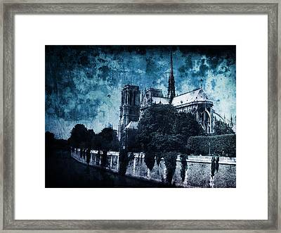 Dissipating Rapture Framed Print by Andrew Paranavitana