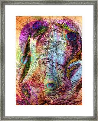 Dissolution 22 Framed Print