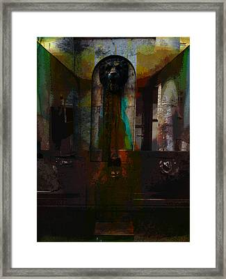 Dissonanz Framed Print by Choco Friidrix