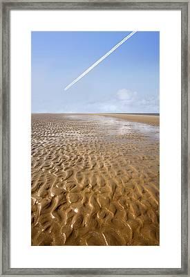 Distant Horizon Framed Print by Mal Bray