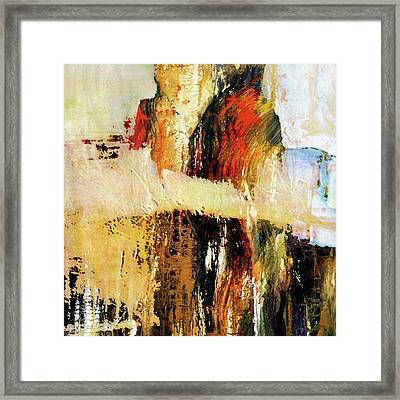 Distant Limit  Framed Print by Sadegh Aref