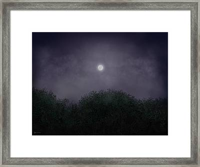 Distant World Framed Print by Steven Powers SMP
